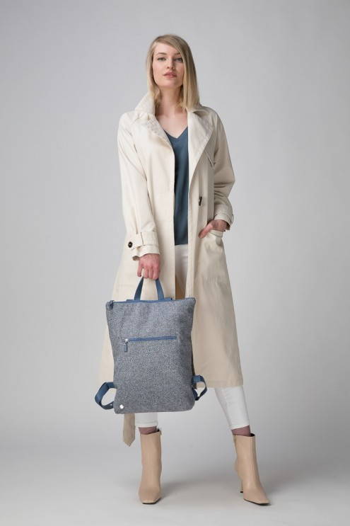 Rucksack für Frauen leicht und edel