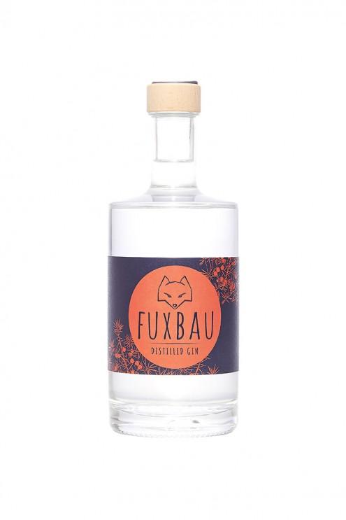 Fuxbau Gin, aus der Steiermark, Manufaktur, made in Austria, biologisch