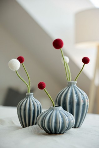 Taschentuch-Täschchen aus Perlloden