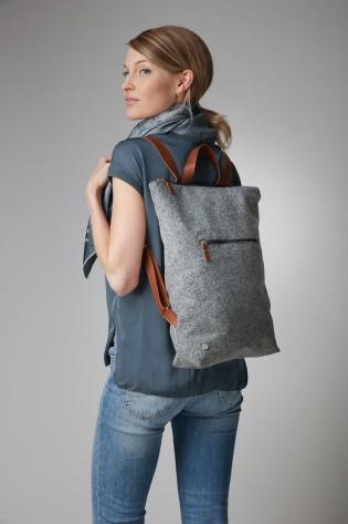 Cosmetic Bag / Mini-Clutch HERMINE
