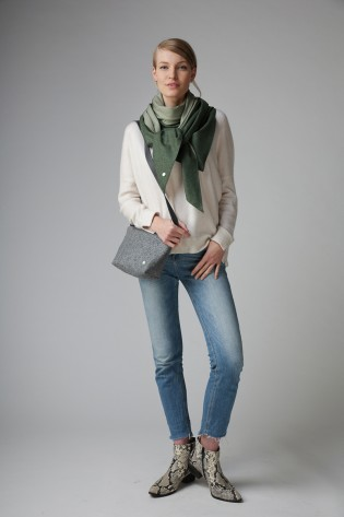 Cosmetic Bag / Mini-Clutch EMMA