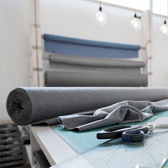 Atelier Wien, Loden aus Österreich, Wollstoff